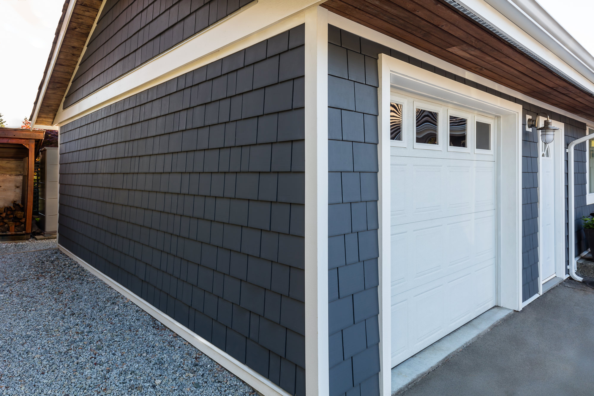 Sidewall Red Cedar Shakes And Shingles Products Teal